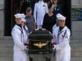 McCain Laid To Rest Sunday At US Naval Academy Cemetery