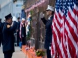 Mourners Gather At Ground Zero To Remember 9 11 Victims