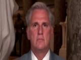 McCarthy: Senate Has To Move Forward On Kavanaugh Vote