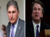 Manchin Faces Kavanaugh Vote Amid Re-election Race