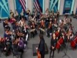Manhattan Symphonie Performs 'Pledge Of Allegiance' On FNC