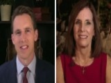 McSally, Hawley Open Up About Running For Senate