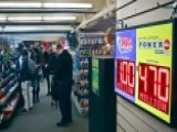 Mega Millions Jackpot Surges To Record $1.6 Billion