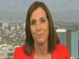 Martha McSally On Immigration, Race Against Kyrsten Sinema