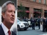 Mayor De Blasio: Pipe Bombs Are Effort To 'terrorize'