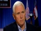 Mike Pence: Migrant Caravan Was Financed In Part By Venezuela