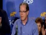 Mike Braun Speaks After Winning Indiana Senate Race