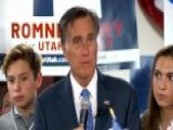 Mitt Romney Thanks Supporters After Winning Utah Senate Race