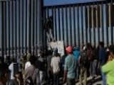 Many From Migrant Caravan Seeking Asylum At US-Mexico Border