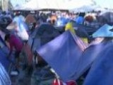 Migrant Caravan Members Losing Hope Of Asylum In US