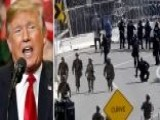 Media Mocks Trump For Deploying US Troops At The Border
