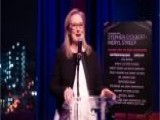 Meryl Streep Tells Crowd That Trump's Kids Are 'in Jeopardy'