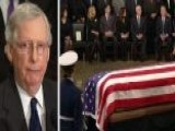 McConnell: George H.W. Bush Kept Us On Course