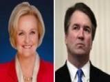 McCaskill: Dems Mishandled Kavanaugh