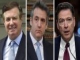 Manafort, Cohen And Comey All Face Friday Drama
