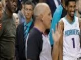Michael Jordan Defends Slapping Charlotte Hornets' Player