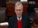 McConnell: A Negotiated Solution Needs To Have 60 Votes In The Senate, Majority In The House And President's Signature