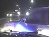 Michigan Police Officer Stops Wrong-way Driver