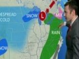 Major Storm Expected To Hit The East Coast On New Years Eve