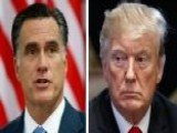 Mitt Romney Calls Out Trump's Glaring Leadership 'shortfall' In Op-ed