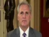 McCarthy: Democrats Were Not Willing To Compromise, Come To An Agreement Over Border Security