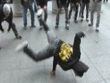 National Breakdancing Champs Aim At World Title