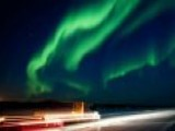 Northern Lights Display Captured On Film