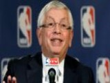 NBA Commissioner Steps Down