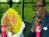 Nicki Minaj Steals Debut Of 'American Idol' Season 12