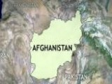 NATO Plane Crashes In Afghanistan