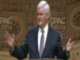 Newt Gingrich Speaks At CPAC