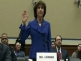 New Report On Lois Lerner's Role In IRS Targeting Scandal