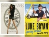 New Music From Luke Bryan & Sara Evans