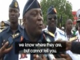 Nigerian Military Claims To Know Location Of Kidnapped Girls
