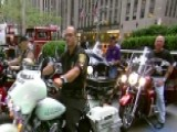 Never Forget: Annual Motorcycle Ride Honors 9 11