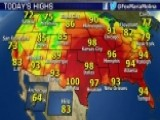National Forecast For Thursday, August 21
