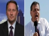 NY Gubernatorial Candidate On Lack Of Support From Christie