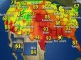 National Forecast For Monday, September 8