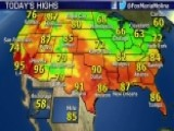 National Forecast For Tuesday, September 16