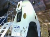 NASA Awards 'space Taxi' Contract To Boeing And SpaceX
