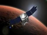 NASA's Maven Enters Mars Orbit Will Explore From Space