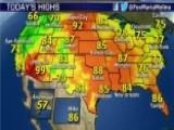 National Forecast For Friday, September 26