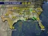National Forecast For Sunday, September 28