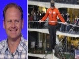 Nik Wallenda On How Faith Helps Him On The High-wire