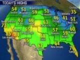 National Forecast For Friday, November 7