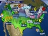 National Forecast For Wednesday, November 26