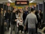 Nor'easter Threatens Thanksgiving Travel Plans For Millions