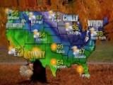 National Forecast For Thursday, November 27