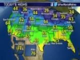 National Forecast For Thursday, December 4