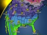 National Forecast For Sunday, December 7